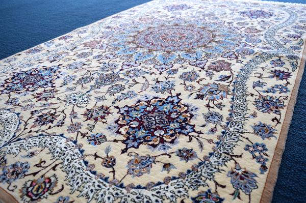 ペルシャ絨毯 ヘクマトネジャード イラン