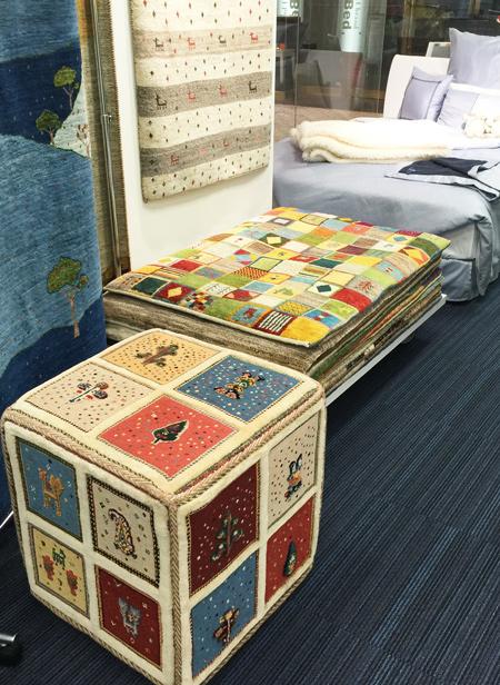 ゾランヴァリ手織り絨毯 ブライダルに人気