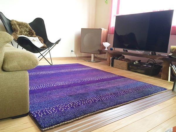 ゾランヴァリギャッベ紫