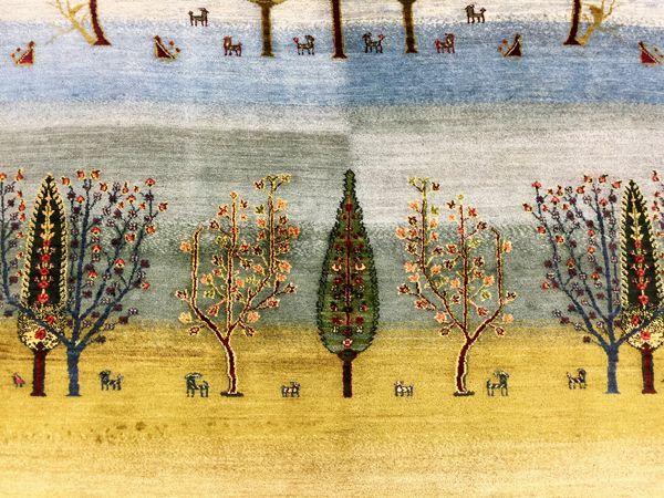 ギャッベルリバフ生命の樹