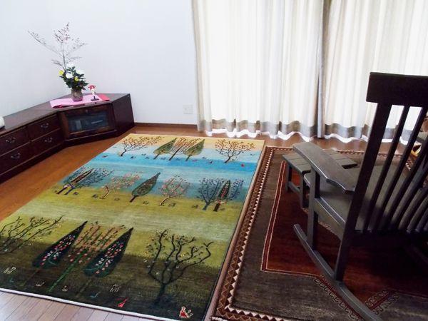 ゾランヴァリのルリバフ生命の樹