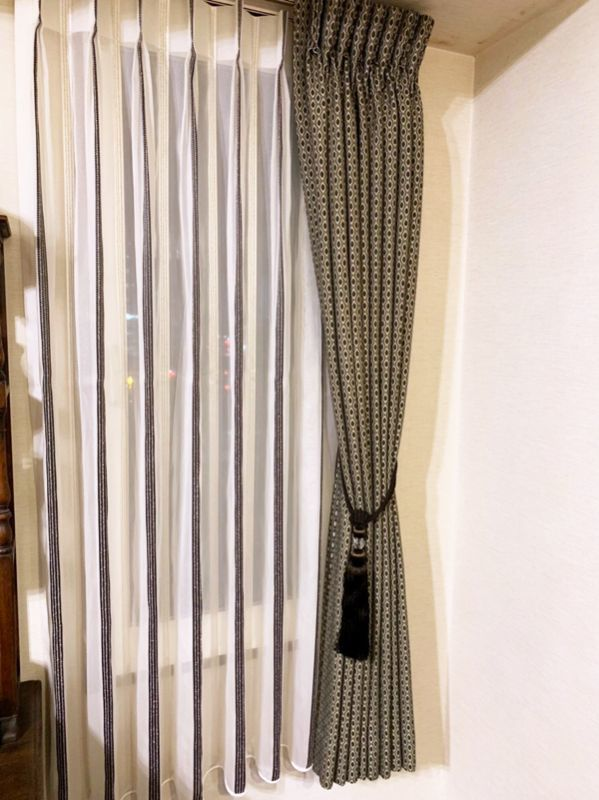 川島織物セルコン フィーロカーテン