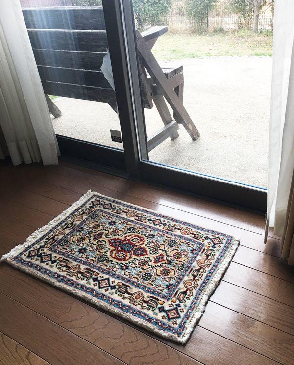 ペルシャ絨毯ミニ