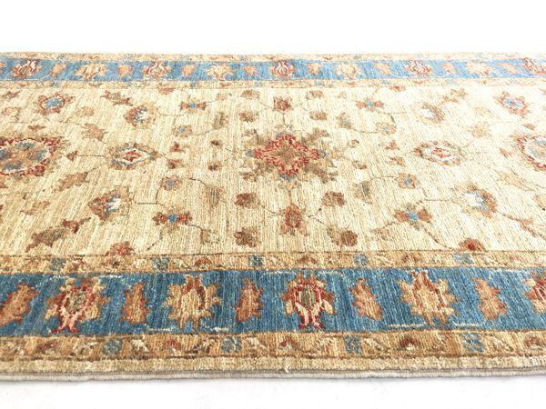 アフガニスタン アフガンカーペット草木染手織り