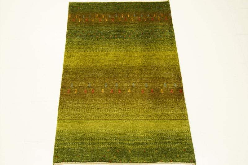 画像1: ゾランヴァリ遊牧民ギャッベ:アマレ リビング小(150×101)