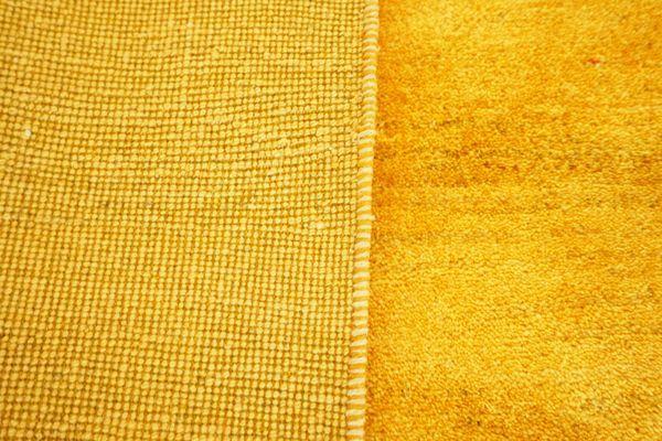 ゾランヴァリギャッベのギャッベ黄金色