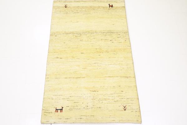 画像1: ゾランヴァリ遊牧民ギャッベ:ギャッベ リビング小(154×97) (1)